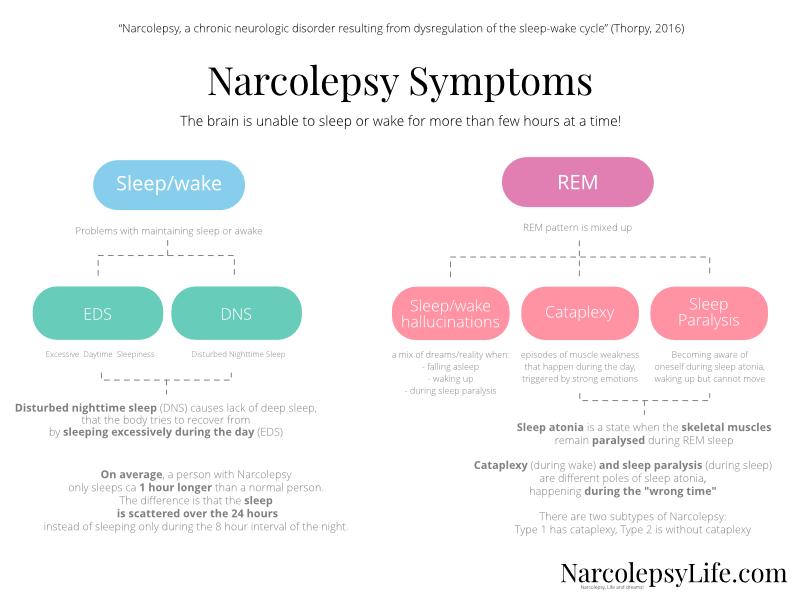 NarcolepsyLife.com - Narcolepsy Symptoms
